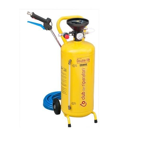 Vahupihusti topeltseintega 24L Idrobase - vahugeneraator