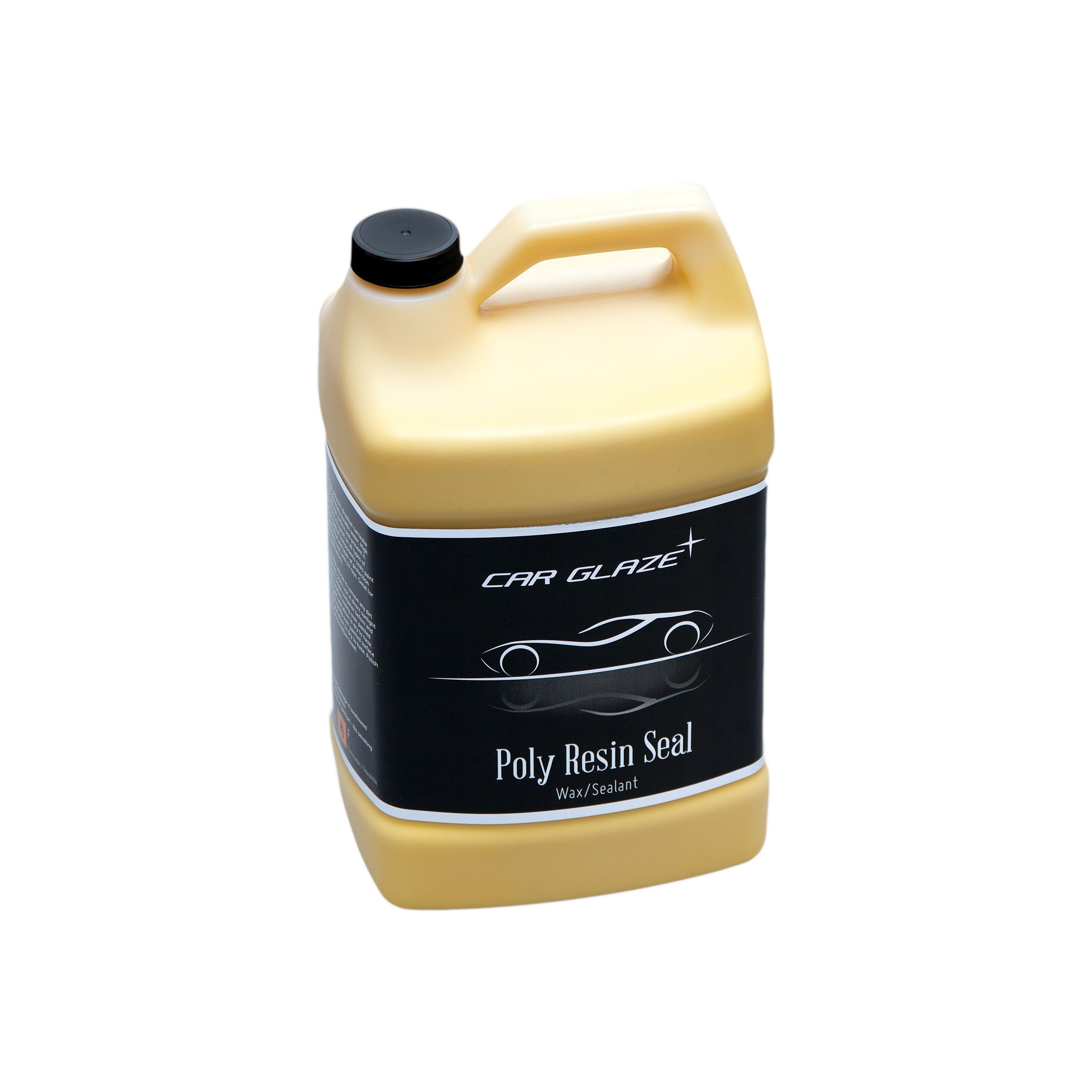 POLY RESIN SEAL - uusim kõrgtehnoloogiline  polümeeride ja karnauba baasil püsivaha - kõvavaha - läikevaha - paint sealant