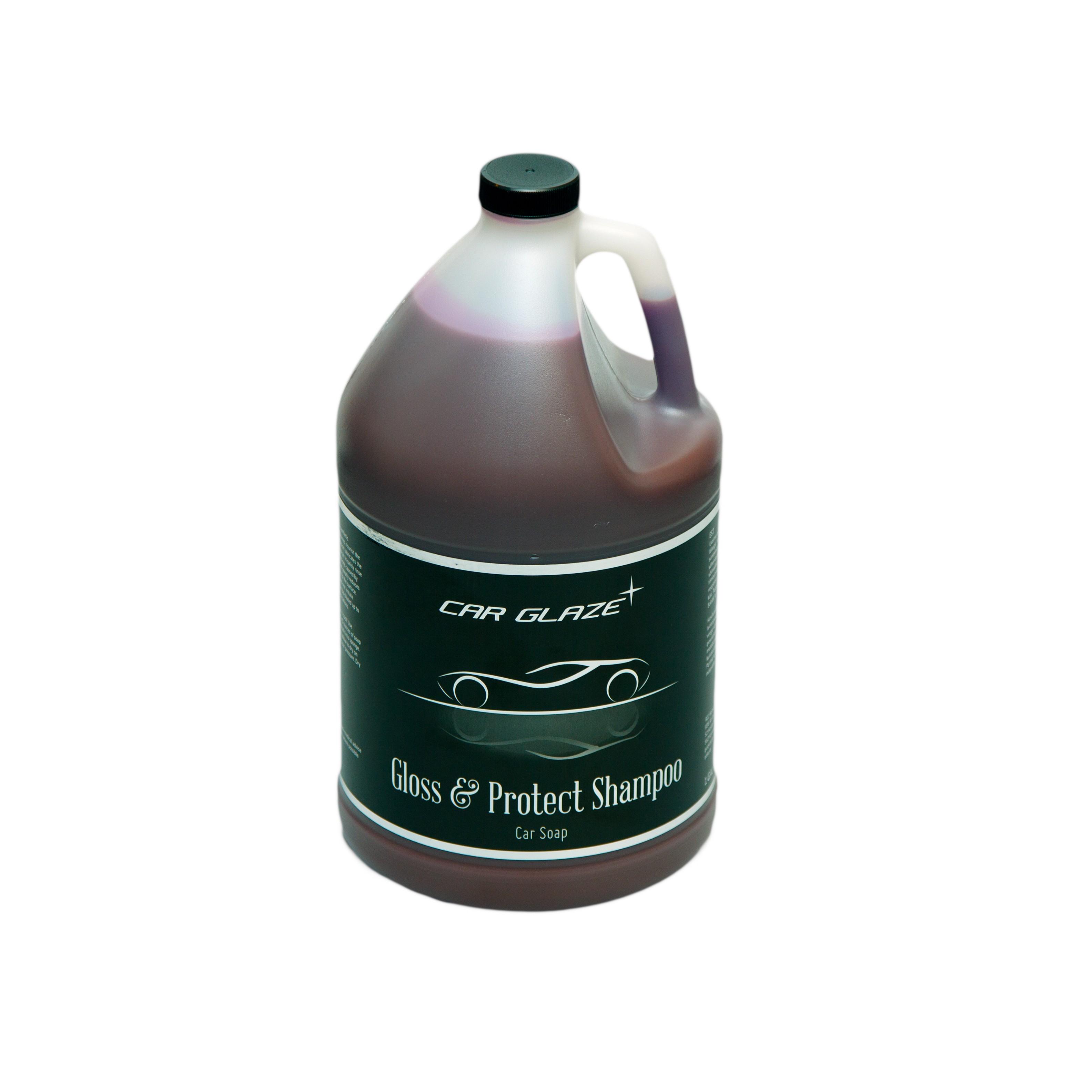 GLOSS & PROTECT SHAMPOO - Car Glaze - tugevatoimeline vahashampoon - vahašampoon