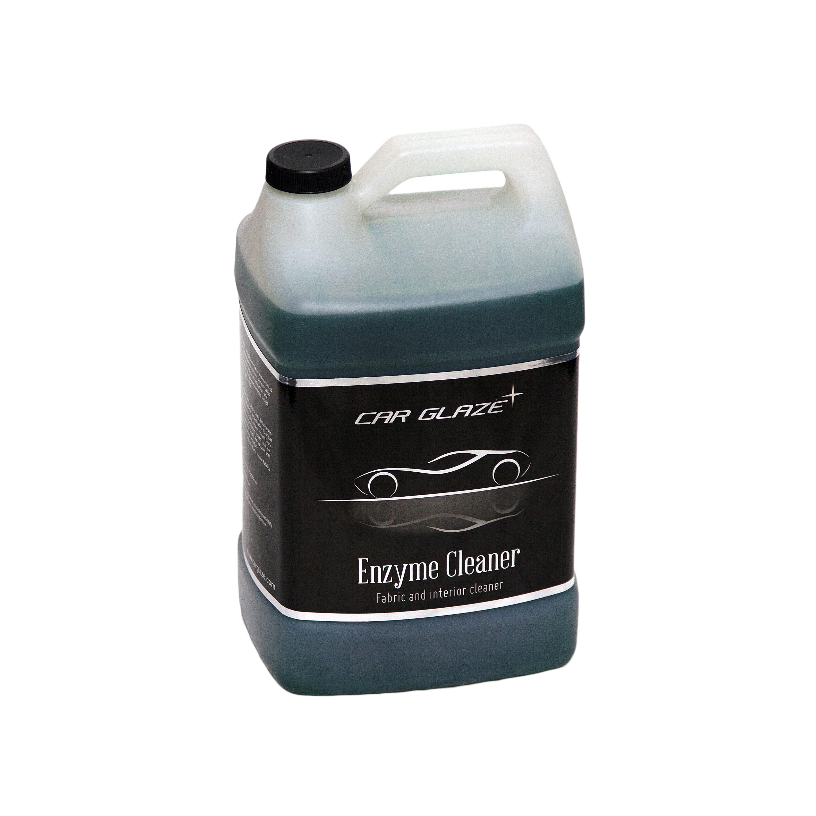 """Enzyme Cleaner  - Car Glaze - uue põlvkonna keemilise pesu aine - salongipesuvahend -tekstiilipesuaine -  tekstiilipesuvedelik - """"kemmi aine"""""""