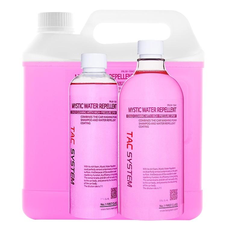 Mystic Water Repellent - Sio2 Shampoo - TacSystem - keraamiline shampoon - vahašampoon