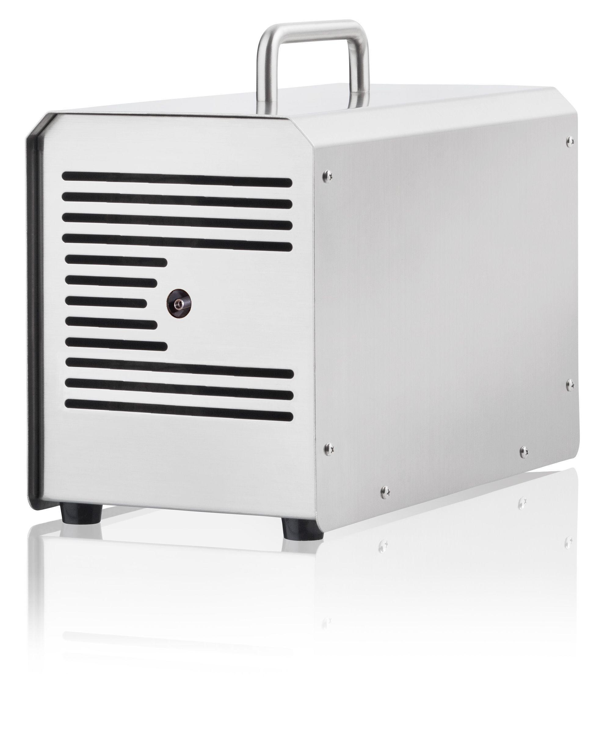 Osonaator roostevaba 1500 mg/h - bakteritapja, lõhnaeemaldaja, õhupuhastaja (võimalik ka rentida või teenust tellida)
