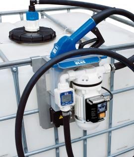 Adblue pump püstoli, loenduri ja voolikuga