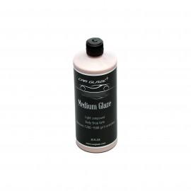 MEDIUM GLAZE - Car Glaze - Body Shop Safe - keskmise tugevusega silikoonivaba poleerpasta - poleerimispasta - teralisus 1200-1500