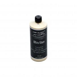 ULTRA GLAZE - Body Shop Safe - Car Glaze - poleerimispasta pöörise eemaldamiseks ja lõppviimistluseks - teralisus 1500 -2000