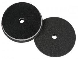 Poleerimisketas ekstsentrik HDO Lake Country/Car Glaze - must/valge poroloon (3. etapp lõppviimistlus/läigestamine 16,5cm, 6,5``)