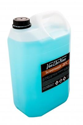 SCREENWASH -20c - lõhnatu talvine klaasipesuvedelik - tuuleklaasivedelik