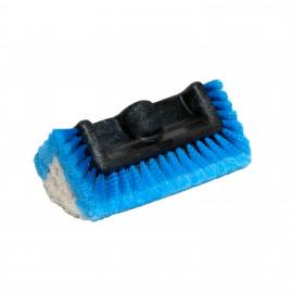 Autopesuhari - pehmete lõhestatud harjastega läbijooksuga hari