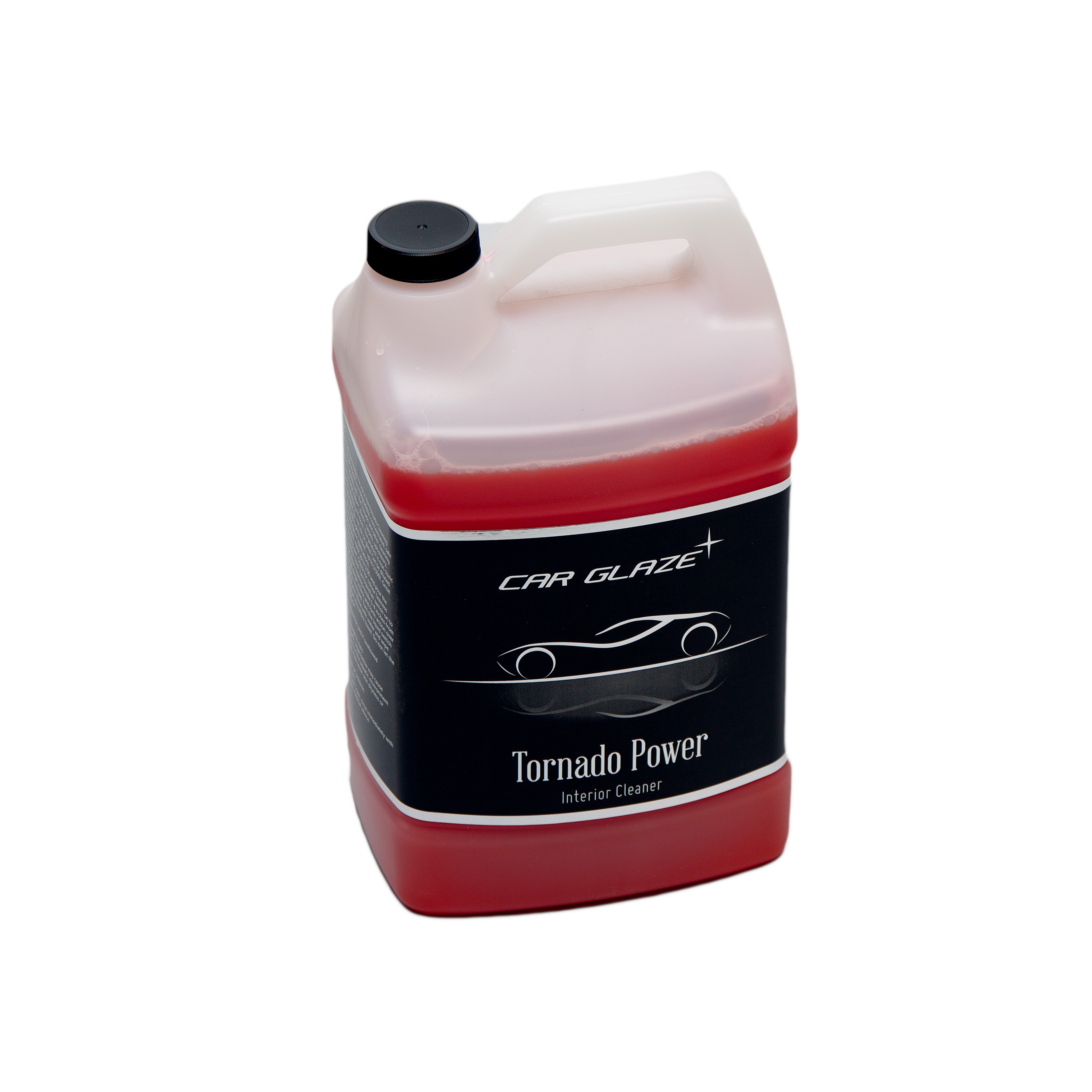 TORNADO POWER  - Car Glaze -  специальная жидкостьTornador для очистки поверхностей внутри салона