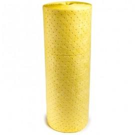 Kollane absorbentmatt laias rullis - 90cmx40m Chemical Roll