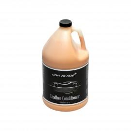 LEATHER CONDITIONER - Car Glaze - глубокоувлажняющий крем для кожи, изготовленный по усовершенствованному рецепту  - воск для кожи - смягчитель кожи - восстановитель кожи