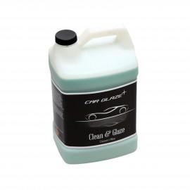 CLEAN & GLAZE - Car Glaze - жидкий быстрый воск - автовоск - чистящий воск - сухая чистка