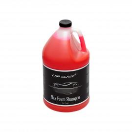MAX FOAM SHAMPOO - Car Glaze -  шампунь с обильной пеной - автошампунь - шампунь для автомобиля