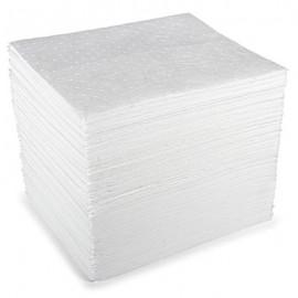 Valge absorbentmatt pakis 50cmx40cm Oil Only